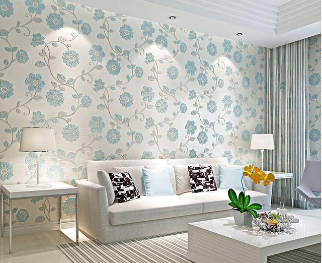 Te contamos cómo limpiar el papel pintado de paredes