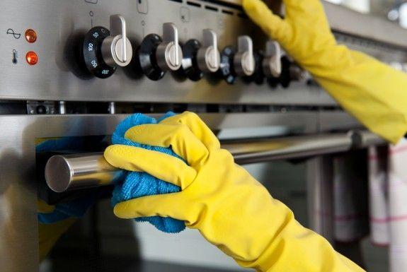 Te damos todas las claves para limpiar el horno