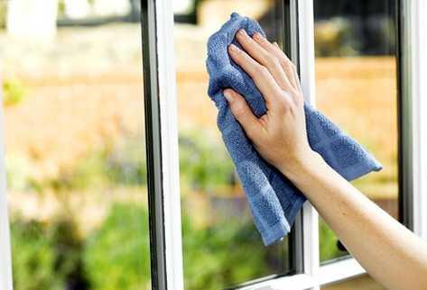 5 consejos para limpiar ventanas
