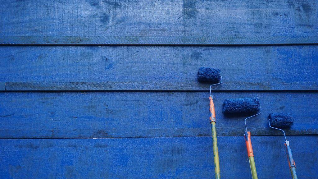 Trucos para pintar paredes como un profesional vga limpiezas valencia - Trucos pintar paredes ...