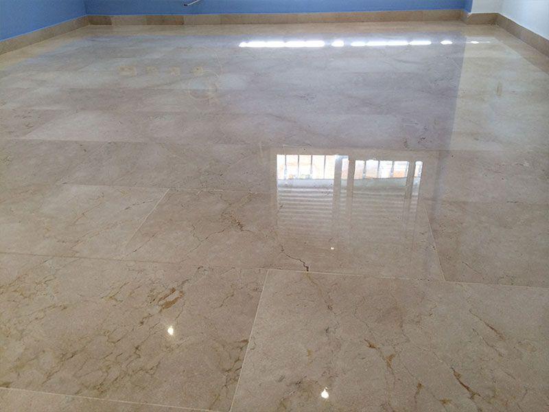 Pulido y Diamantado de suelos - VGA empresa de limpieza en Valencia