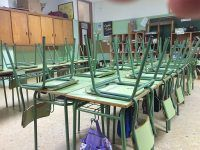 Limpieza de colegios y Centros de Estudios - VGA Empresa de limpieza en Valencia
