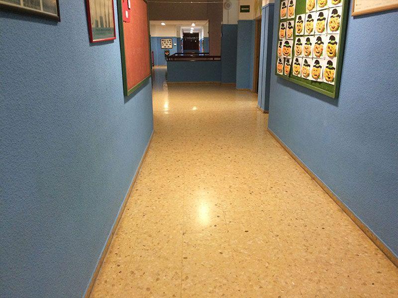 Limpieza de Centros de Enseñanza - VGA Empresa de limpieza en Valencia