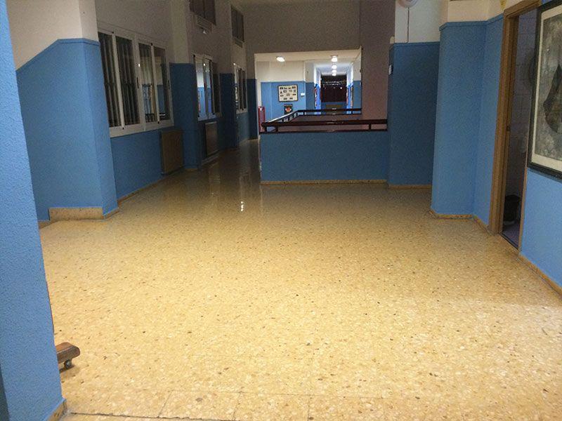 Limpieza de colegios - VGA Empresa de limpieza en Valencia