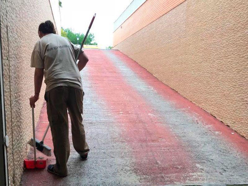 Limpieza de garajes en Valencia - Alcantarillas - VGA Servicios de limpieza