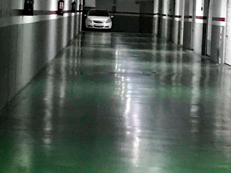 Limpieza de garajes en Valencia - General - VGA Servicios de limpieza