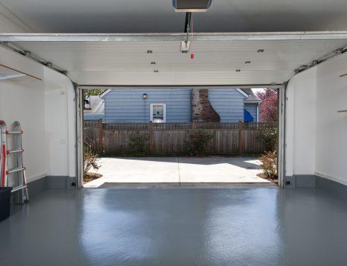 Cómo mantener limpio el garaje con trucos sencillos