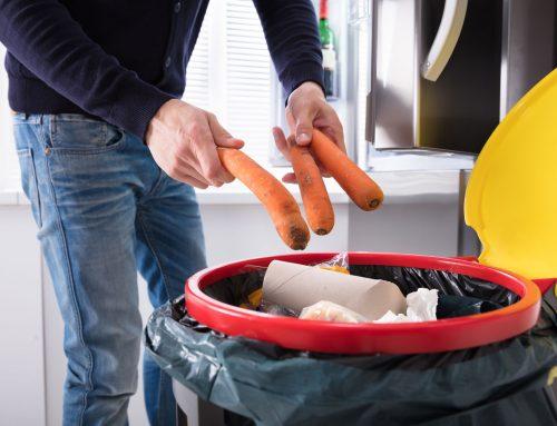 Cómo evitar que el cubo de la basura huela mal