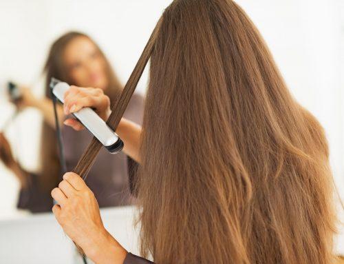 Trucos para limpiar las planchas del pelo adecuadamente