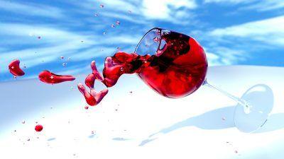 Truco para quitar manchas de vino de la ropa