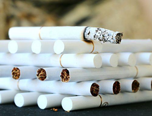 Un estudio compara los productos de limpieza con fumar 20 cigarros al día