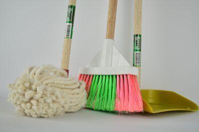5 cosas que te pasarán si no tienes la casa limpia