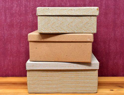 5 nuevos usos que puedes darle a una caja de cartón
