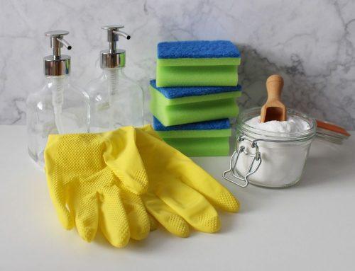 Pequeños consejos de organización para ahorrar tiempo limpiando