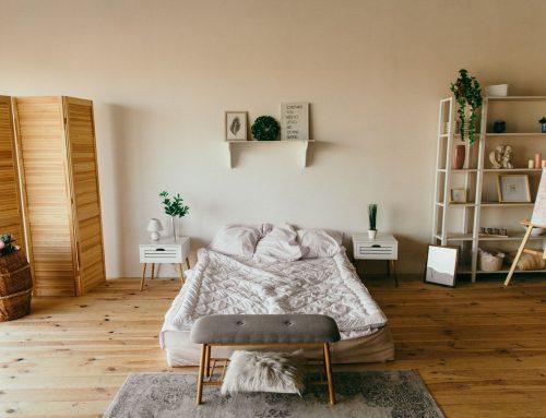Estos son los colores más relajantes para pintar tu habitación