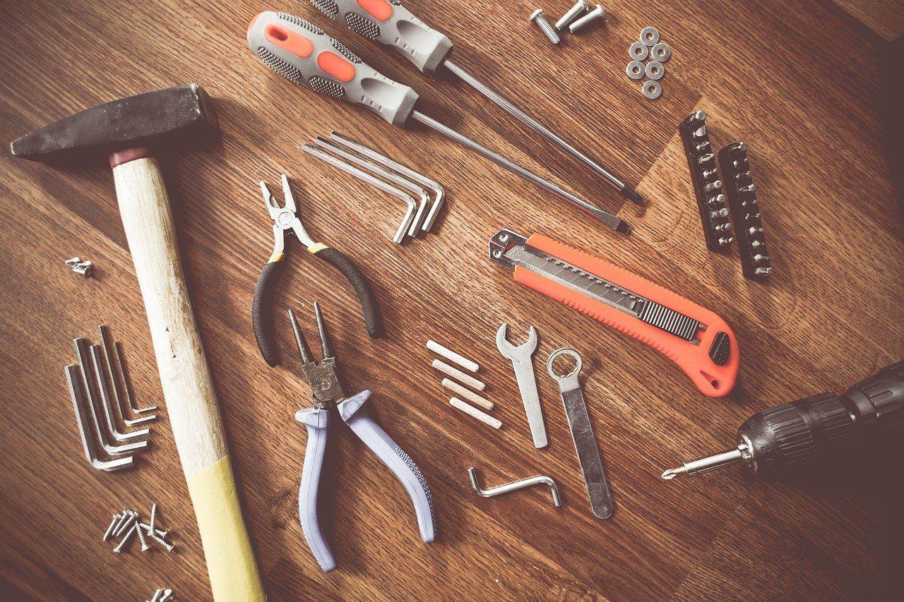 Cómo limpiar las herramientas y protegerlas del óxido