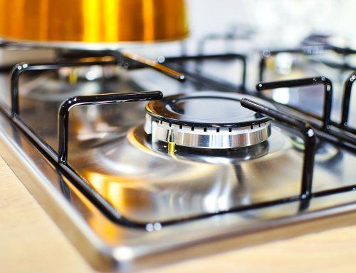 Trucos para limpiar los quemadores de la cocina de gas fácil y rápido