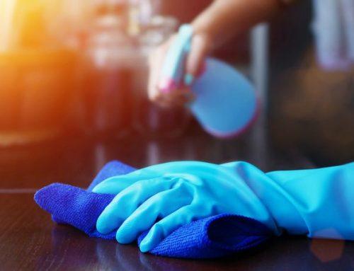 Cómo mantener siempre limpias las bayetas de microfibra