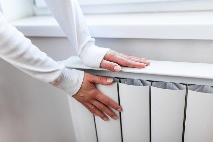 errores al usar la calefacción