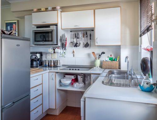 Trucos para quitar la grasa de las paredes de la cocina